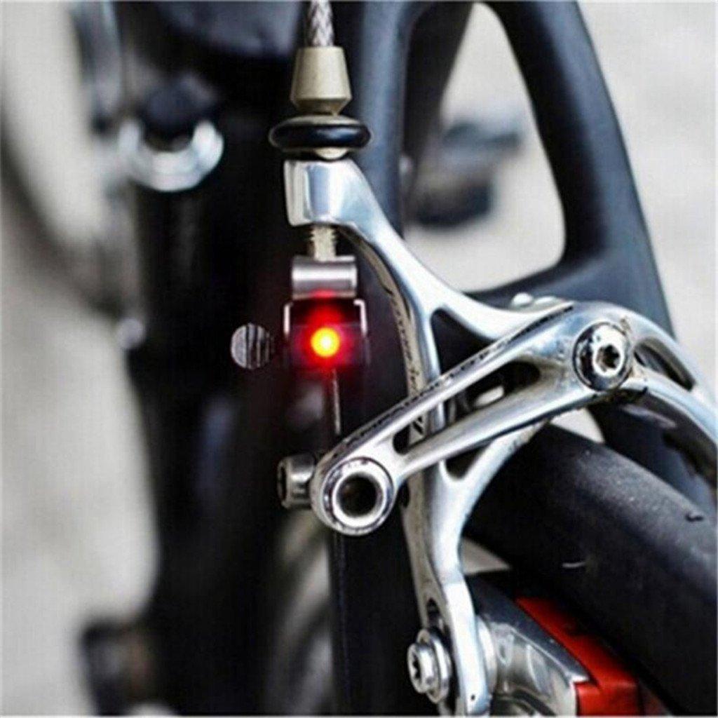 MagiDeal Brake Safety Warning Bicycle Image 2