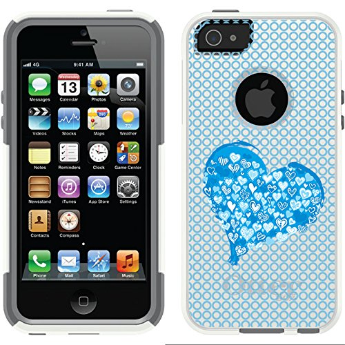 otterbox commuter iphone 5 blue - 7