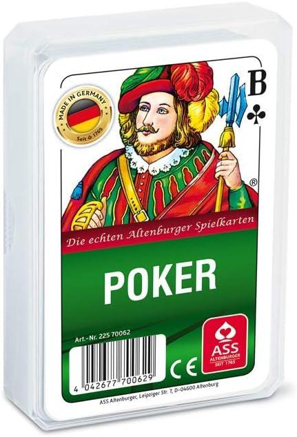 Poker plastiketui Franz/ösisches Bild
