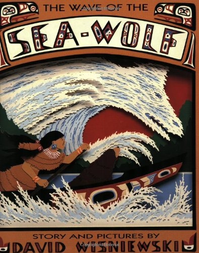 The Wave of the Sea-Wolf Book & Cassette