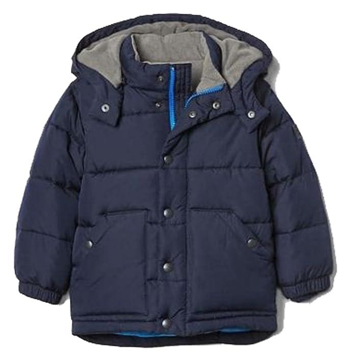 aca5ff1bb938 Baby Gap Toddler Boys Navy ColdControl Max Warmest Puffer Coat 18-24 ...