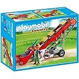 Playmobil 6132 - Nastro Trasportatore Fieno, 1 Pezzo