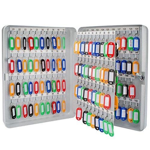 WinBest Barska 160 Position Key Lock Cabinet Steel Wall Lock Box