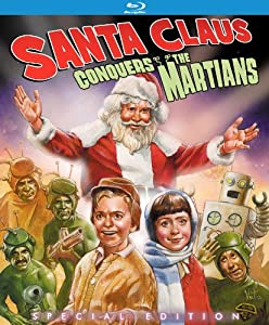 Santa Claus Conquers The Martians Kino Classics Special Edition Blu-ray from KINO INTERNATIONAL