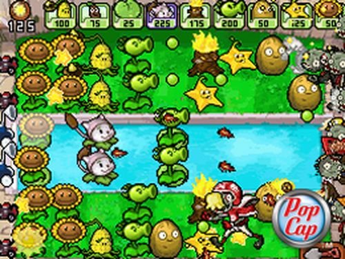 PopCap Plants vs Zombies, NDS Nintendo DS Inglés vídeo ...