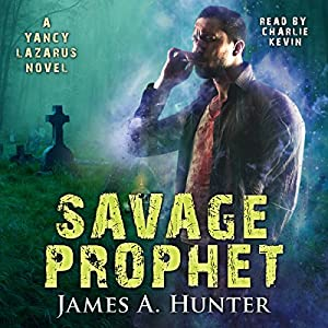 Savage Prophet Audiobook