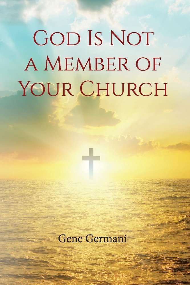 Download God Is Not a Member of Your Church pdf