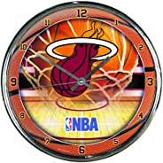 "NBA Chrome Clock, 12"""