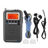 Air Band Radio Receiver AIR FM AM CB SW VHF Full
