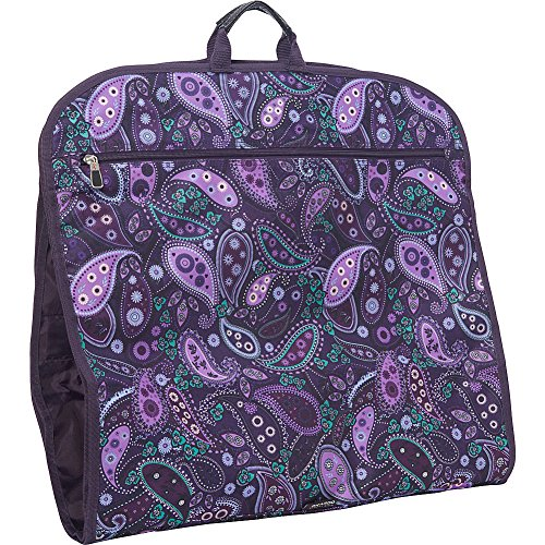ricardo-beverly-hills-essentials-deluxe-garment-carrier-purple-paisley-one-size