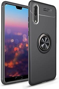 SDB Funda Mate Huawei P20 Pro, Slim Fit TPU Soporte Invisible para ...
