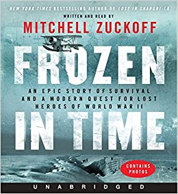 Frozen in Time Unabridged CD