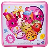 Zak Designs Shopkins Food Container, Multicolor