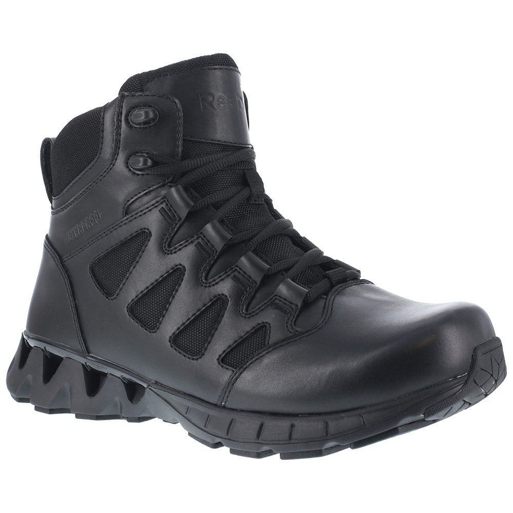 Reebok Work Women's Zigkick Tactical Waterproof Black Boot