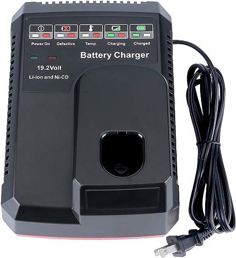 19.2V Li-ion /& Ni-CD Battery Charger for Craftsman C3 PP2020 PP2030 11375 11376