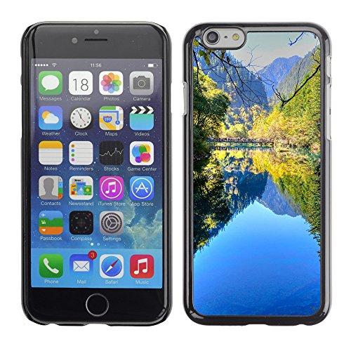 """Premio Sottile Slim Cassa Custodia Case Cover Shell // F00004691 Sichuan Chine // Apple iPhone 6 6S 6G 4.7"""""""