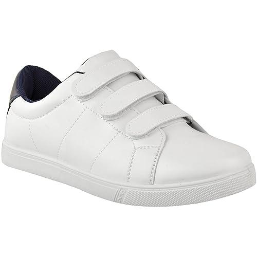 Fashion Thirsty heelberry Nuevo de Mujer Cómodo Zapatillas Sin Cordones Zapatillas Deportes Gimnasia Zapatos Talla Corredores: Amazon.es: Zapatos y ...
