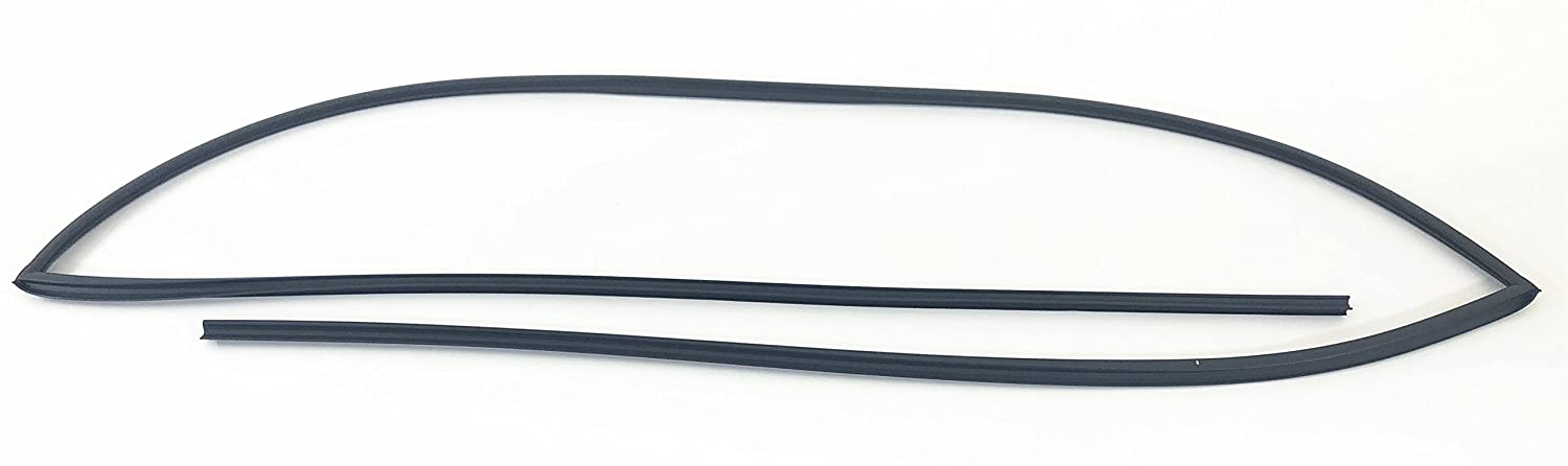 NAGD Fits 2003-2008 Toyota Corolla Front Windshield Rubber Molding Taiwan