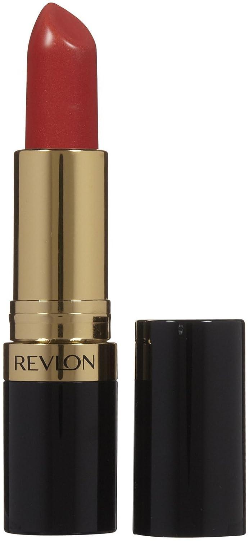 Revlon Super Lustrous Lipstick - Smoked Peach - 0.15 oz