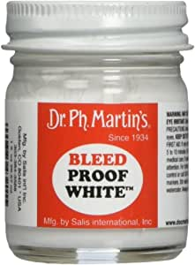 Dr. Ph. Martin's 400032-XXX Bleedproof White, 1.0 oz