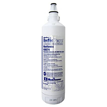 manitowoc sm 50a octagonal cube manitowoc k00374 arctic pure replacement ice maker filter cartridge amazoncom