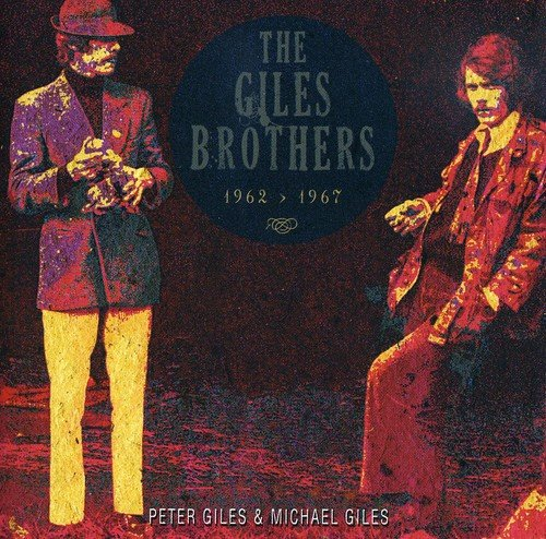 The Giles Brothers 1962 - 1967 front