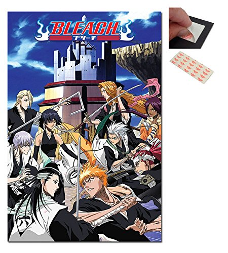 Bleach Soul Reaper Clash Anime Poster - 91.5 x 61cms