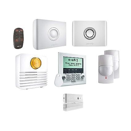 SOMFY Protexiom GSM Online Premium - Sistema de alarma ...