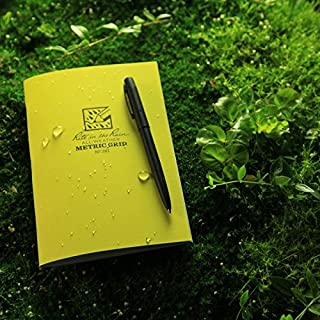 product image for Water-Resistant Stapled Notebook, 4 5/8