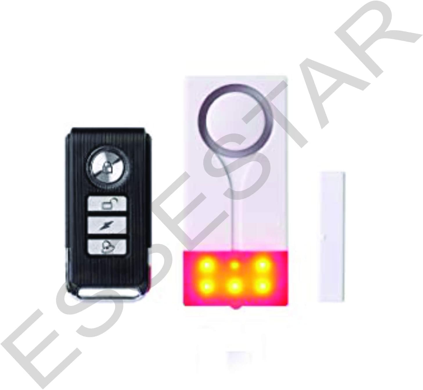 Scooter Vibration Magnetic Home Anti-theft For Door Window Small Security Alarm