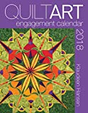 img - for Quilt Art 2018 Calendar book / textbook / text book