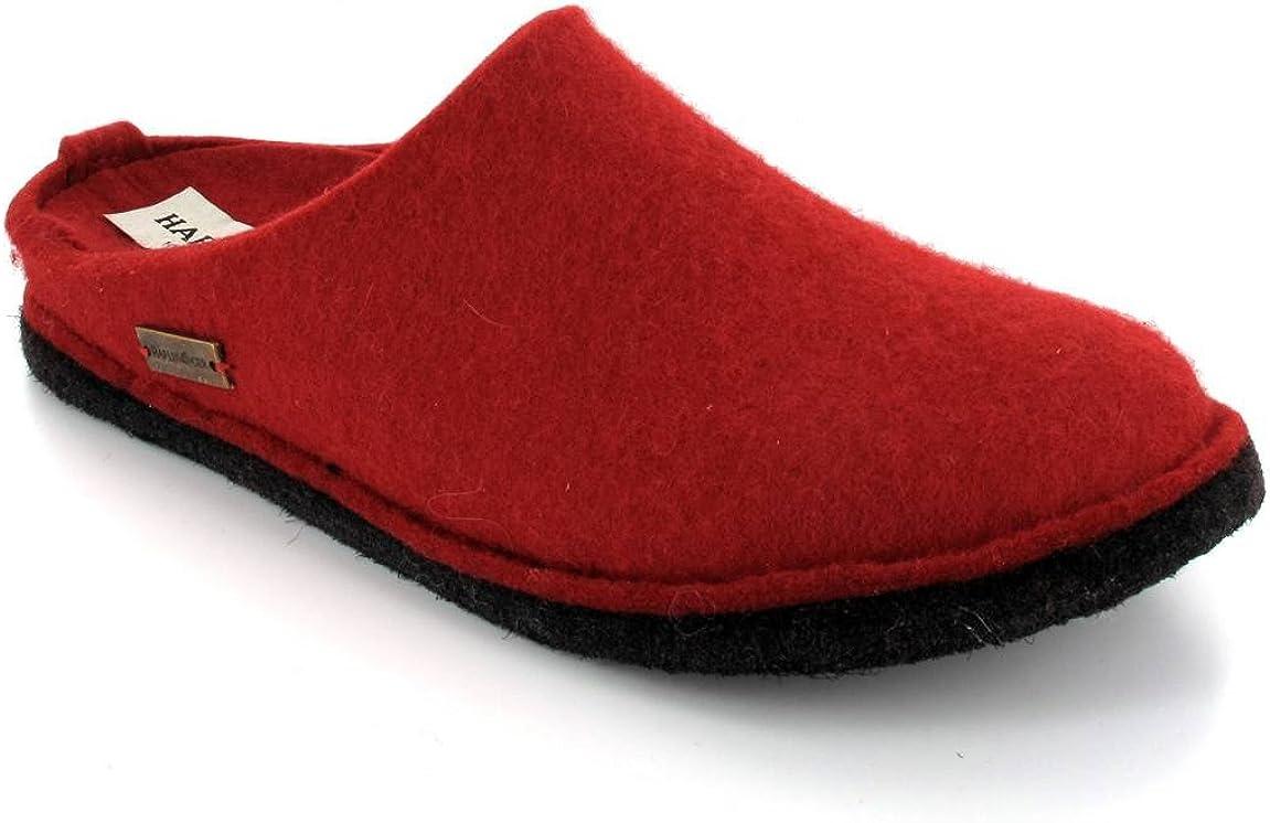 HAFLINGER Womens Flair Soft Wool Felt Sandals