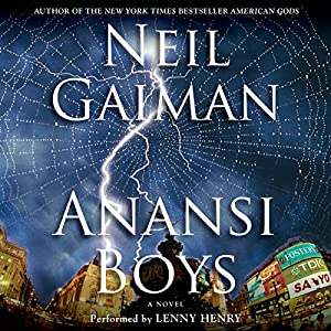 Anansi Boys Audiobook
