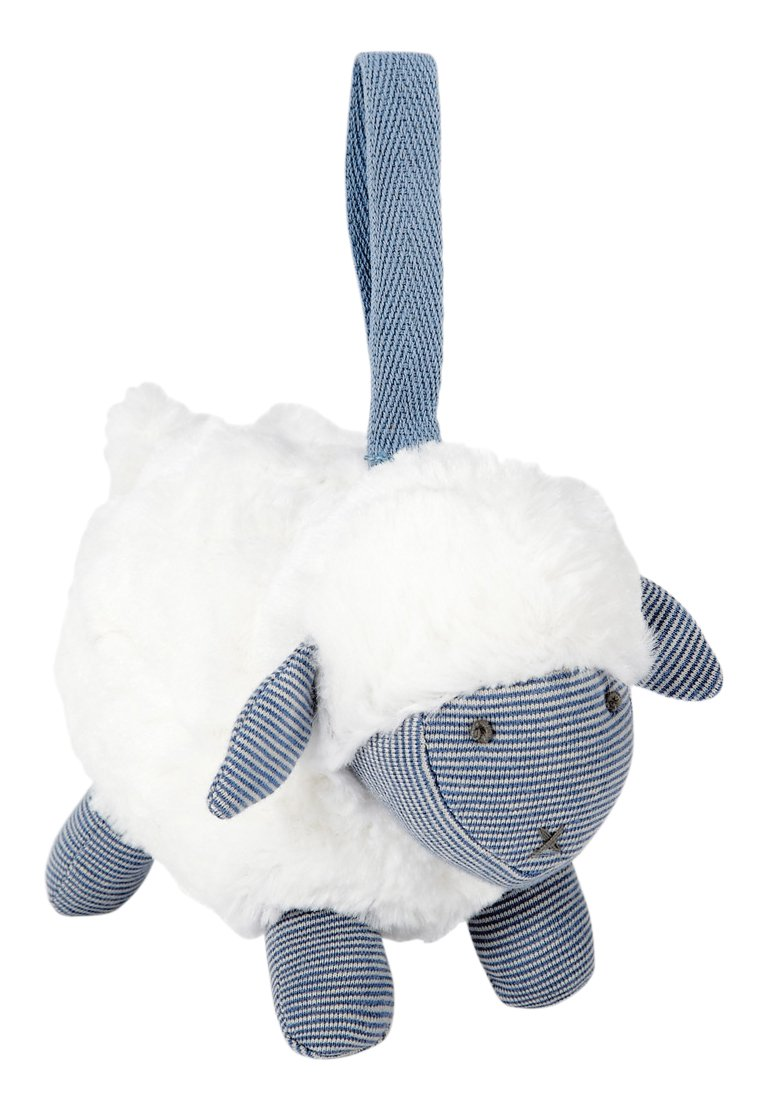 Grey Mamas /& Papas Welcome To The World Chime Sheep Soft Toy