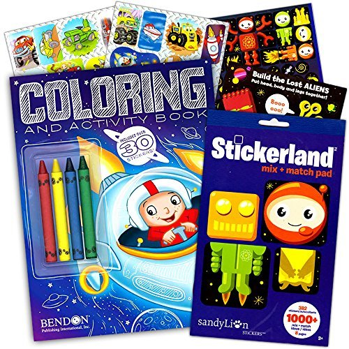 space crayons - 2