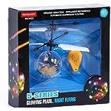 Ularma RC-Ball Infrarot Induktion Mini Flugzeug blinkende Licht LED entfernte Spielzeug für Kinder