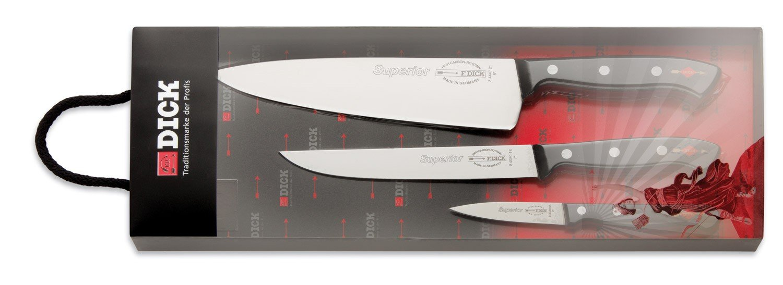 F.Dick Knife Set 3pcs