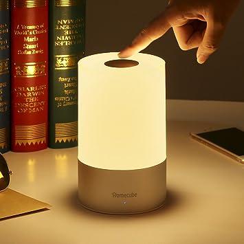 Amazon | Homecube ベッドサイド...