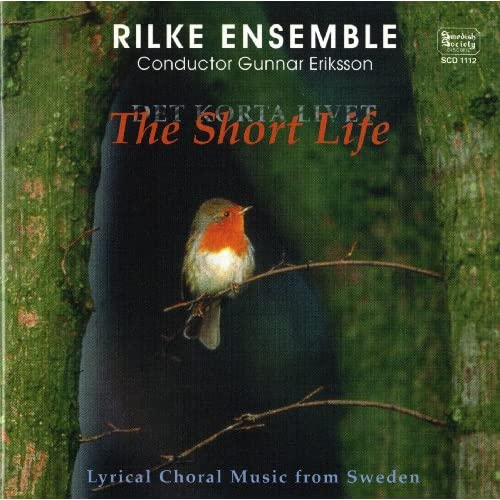 brusala rilke ensemble from the album det korta livet the short life