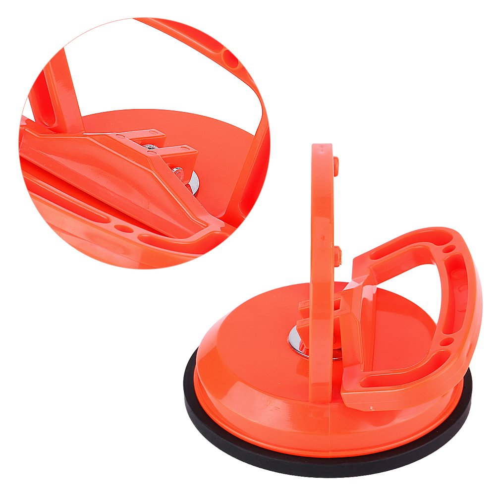 Dent Puller Small Dent Repair Vacuum Suction Cup Puller Lifter Car Glass Screen Open Tool 4.5Inch