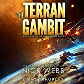 The Terran Gambit: The Pax Humana Saga, Book 1 | Nick Webb