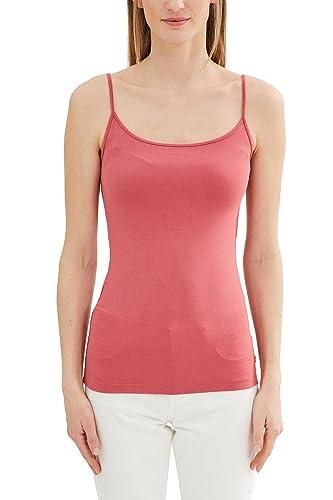 ESPRIT 126ee1k003, Camiseta sin Mangas para Mujer