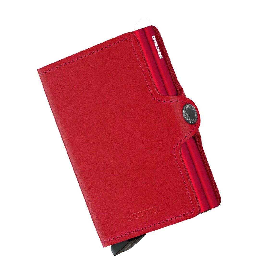 Secrid Twinwallet Red Red Wallet SC6004