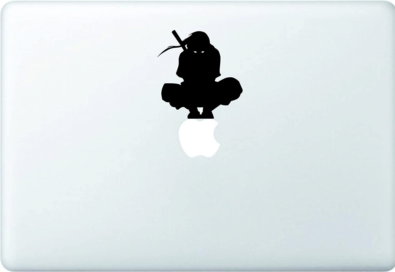 "Naruto Shippuden - Itachi Uchiha""Night of the Massacre"" Laptop Sticker 3.3in x 3.5in (Original Version)"