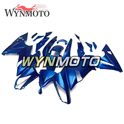 wynmoto ABS plástico motocicleta carenado Kit para Kawasaki ...