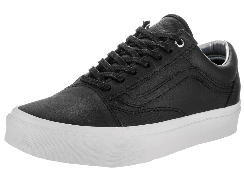 Vans Unisex Old Skool Hologram Black Leather Skate Shoes 7 Parent