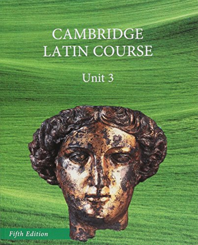 North American Cambridge Latin Course Unit 3 Student's Books (Paperback) with 1 Year Elevate Access 5th Edition