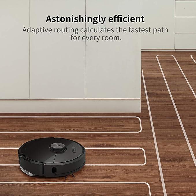 SEALED NEW Roborock S6 Robotic Vacuum Mop Cleaner Alexa Voice Control White