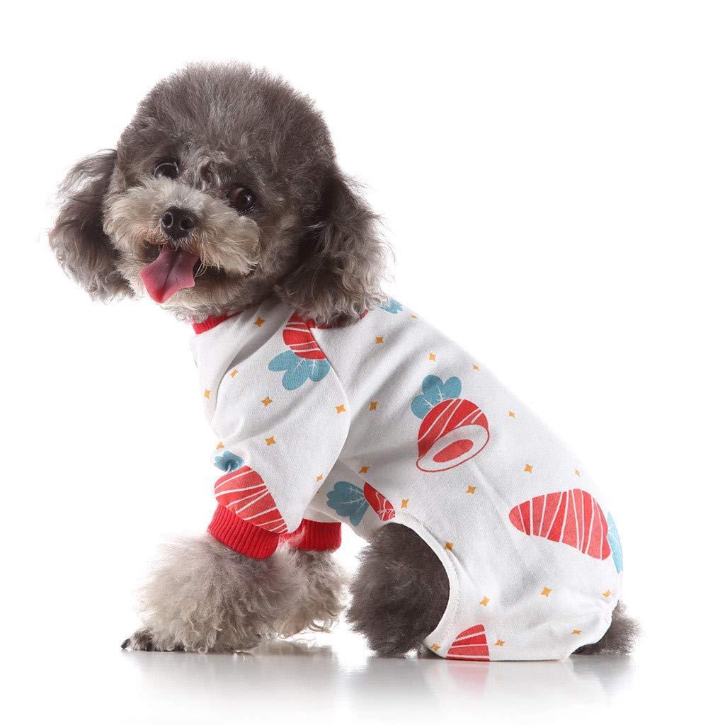 Sylar Ropa para Mascotas, Camiseta De Algodón Disfraz De ...