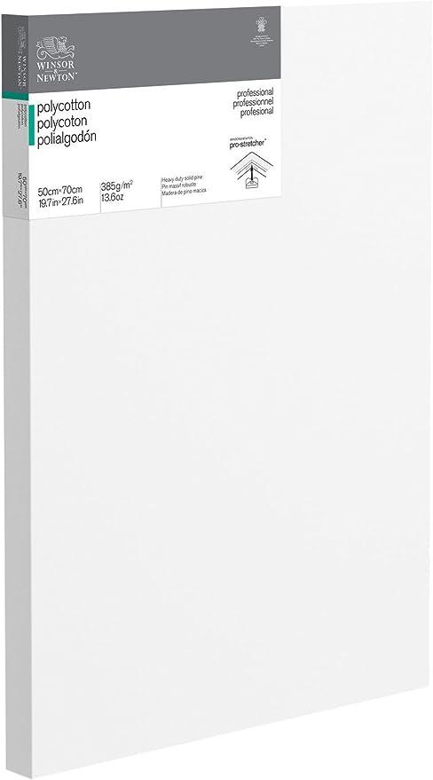 Winsor & Newton 6206061 Bastidor, algodón, Blanco, 50 x 70 x 45 cm ...